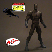"""Earth's Mightiest Heroes"" Black Panther"