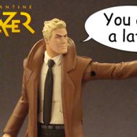 "DC New 52 John Constantine ""Hellblazer"""