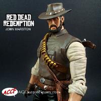 Red Dead Redemption's John Marston