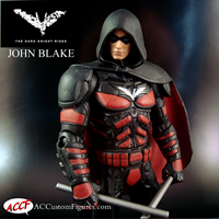 What if...John Blake/Red Robin The Dark Knight Rises