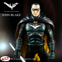 What if...John Blake/Robin The Dark Knight Rises