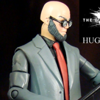 Hugo Strange The Dark Knight Rises