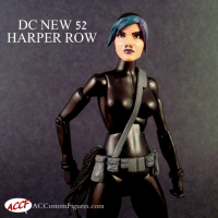 Harper Row DC New 52