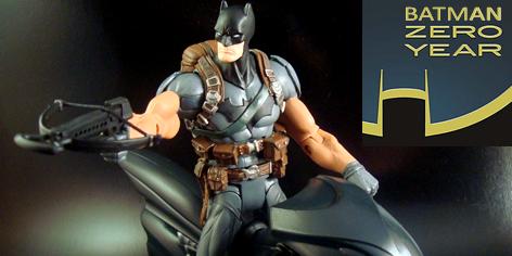 Batman Zero Year (1/2)