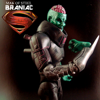 Brainiac Man of Steel