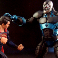 Darkseid Man of Steel