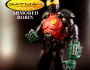 Damian Wayne Batman Inc. Jet Suit Robin