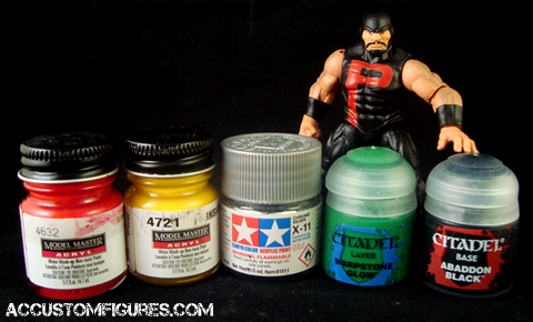 Action Figure Customizing Guide: Getting Started Part 1 (5/6)