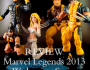 Review: Marvel Legends 2013 Wolverine Series