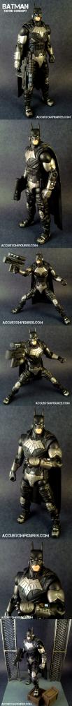 Batman Movie Armor Concept (2/2)