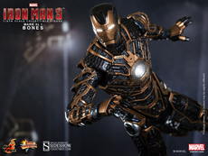 Iron Man Bones Armor