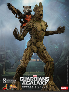 Star-Lord Marvel Sixth Scale Figure
