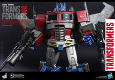 Optimus Prime (Starscream Version) Transformers Collectible Figure