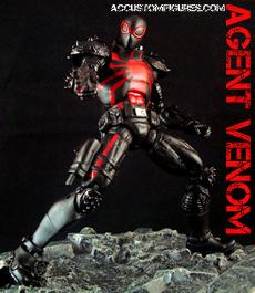 Thunderbolts Agent Venom