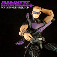 Hawkeye Marvel NOW!