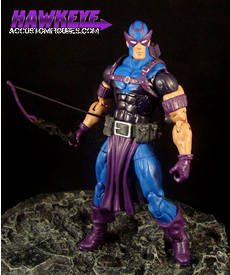 Hawkeye Movie Figure Infinite Series
