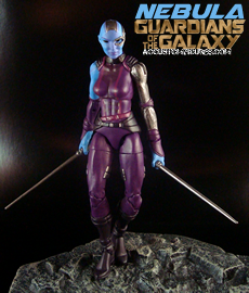Nebula Guardians of the Galaxy Infinite Series