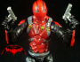 Red Hood Robin Concept 3.75″