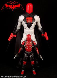 Red Hood Infinite Heroes