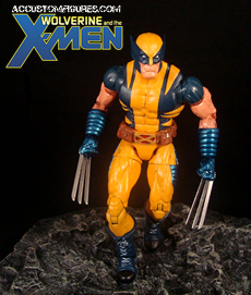 Wolverine and the X-men Infinite Series