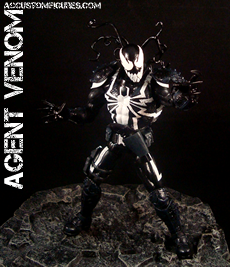 Infinite Series Agent Venom