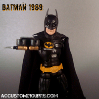 Batman 1989  Marvel Legends Style