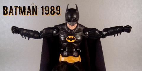 Batman 1989  Marvel Legends Style (1/2)