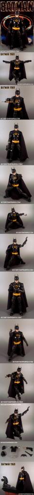 Batman 1989  Marvel Legends Style (2/2)