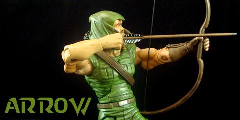 Green Arrow Island Suit (Stephen Amell CW Arrow) (1/2)