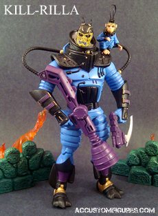 MOTUC Original Kill-Rilla
