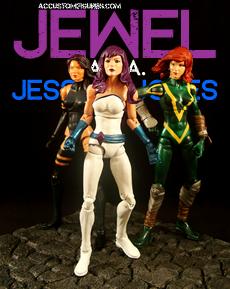 Jewel aka Jessica Jones