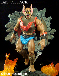 Bat-Attack original MOTUC