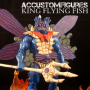 King Flying Fish (MOTUC Original)