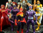 REVIEW: Marvel Legends Infinite Series 2015 Odin BAF Wave