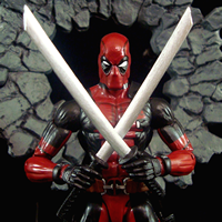 Deadpool Movie Figure