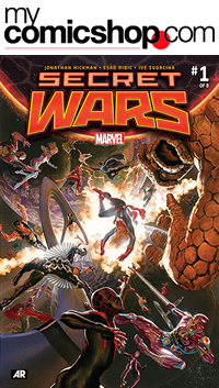 Buy Marvel Comics at My Comic Shop
