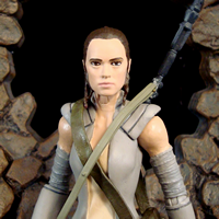 "Rey ""Resistance"" (Star Wars TFA Ahch-To Outfit)"