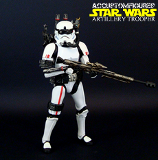 Artillery Trooper