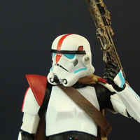 "Jedi Hunter Trooper (6"" Star Wars Black Series)"