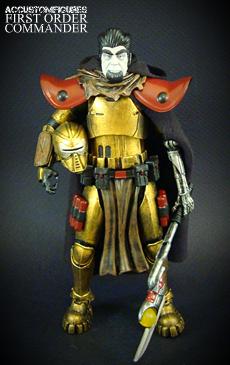 First Order Commander