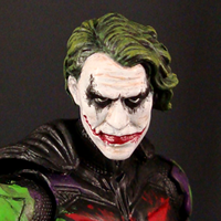 Joker Batman Impostor Dark Knight (Movie Masters)