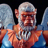 General Fell (Original MOTUC)