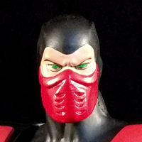 Ermac (Mortal Kombat MOTUC Style)