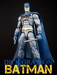 Dick Grayson Batman