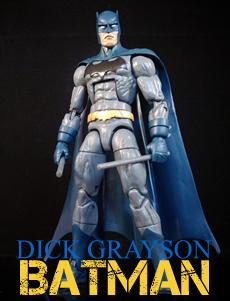 Dick Grayson Batman