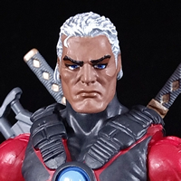 "Major X (Marvel Legends 6"" Custom Figure)"
